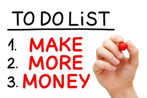10 Ways to Make More Money