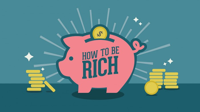 5 Secrets of How the RICH Make More Money