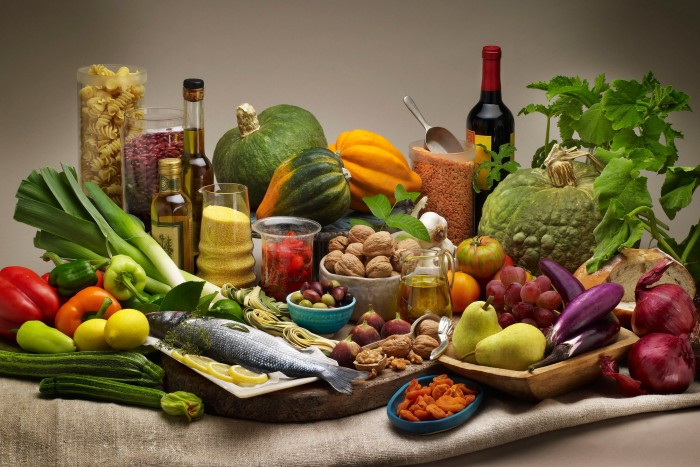 Mediterranean diet keeps your MIND Sharp