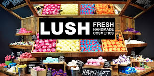 Lush Removes Egg From Entire Product Range