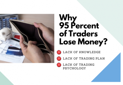 Why 95 Percent of Traders Lose Money?